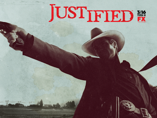 justified série m6