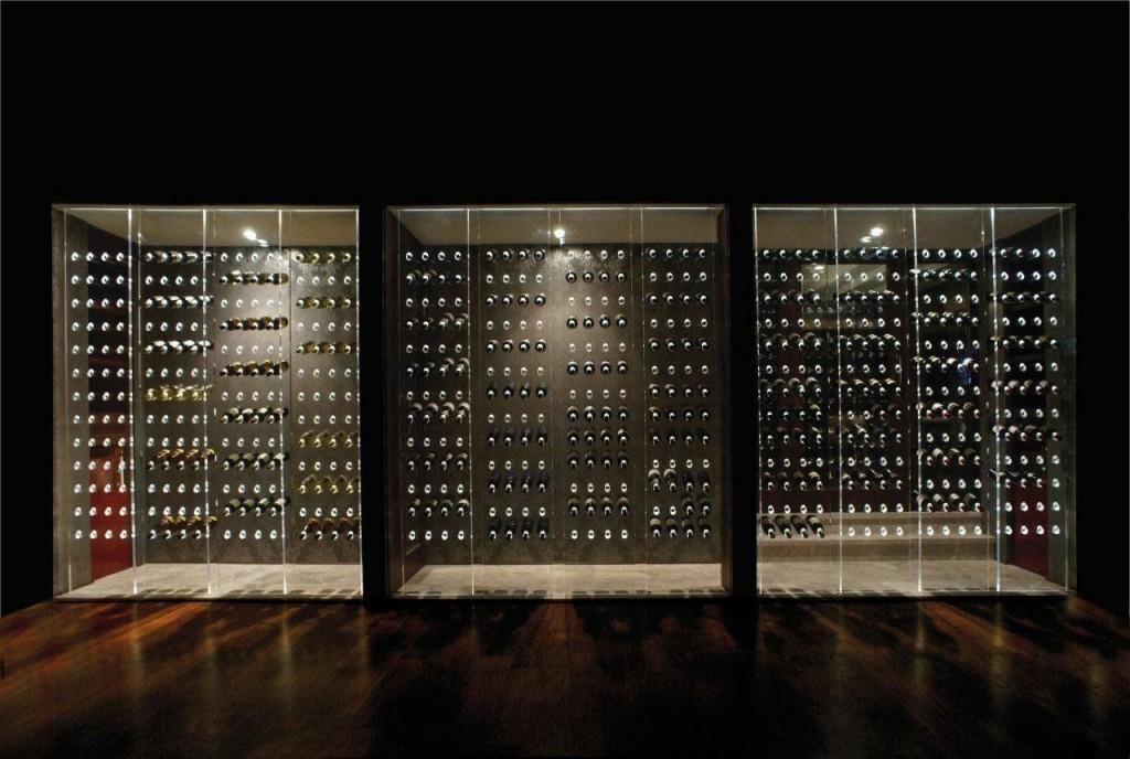 Grande cave a vin