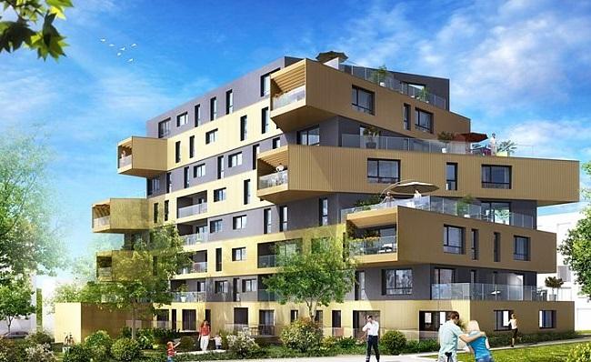 achat appartement neuf Rennes
